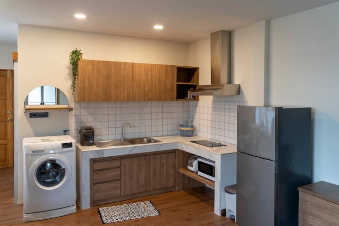 壁付型キッチン